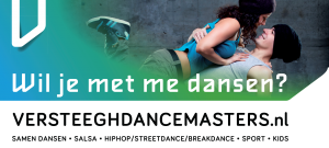 Sponsorbord Versteegh Dancemaster 250x115mm_Druk