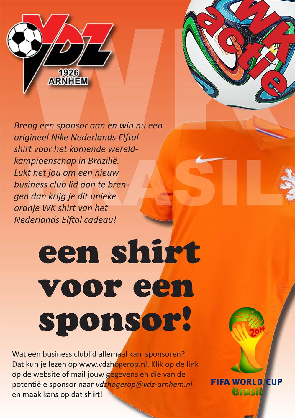 sponsoractie vdz-1